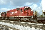 CP SD40-2 784